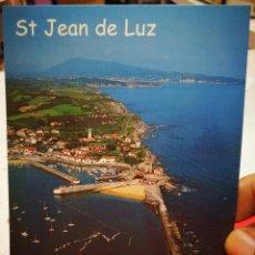 Postales: POSTAL ST JEAN DE LUZ FORT DE SOCOA PAYS BÁSQUET S/C. Lote 288091748