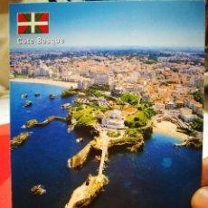 Postales: POSTAL BIARRITZ COSTA VASCA S/C. Lote 288093748
