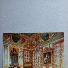 """Postales: POSTAL """"COULEURS ET LLUMIERE DE FRANCE"""" CHATEAU DE VERSALLES-CHAMBRE DE LA REINE-EKB 762. Lote 288549293"""