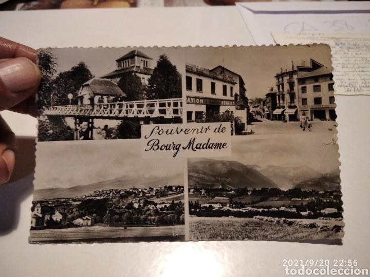 POSTAL ANTIGUA BOURG MADAME (Postales - Postales Extranjero - Europa)