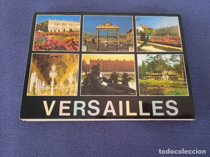 GRUPO DE POSTALES. VERSAILLES. (Postales - Postales Extranjero - Europa)