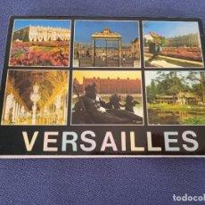 Postales: GRUPO DE POSTALES. VERSAILLES.. Lote 288870383