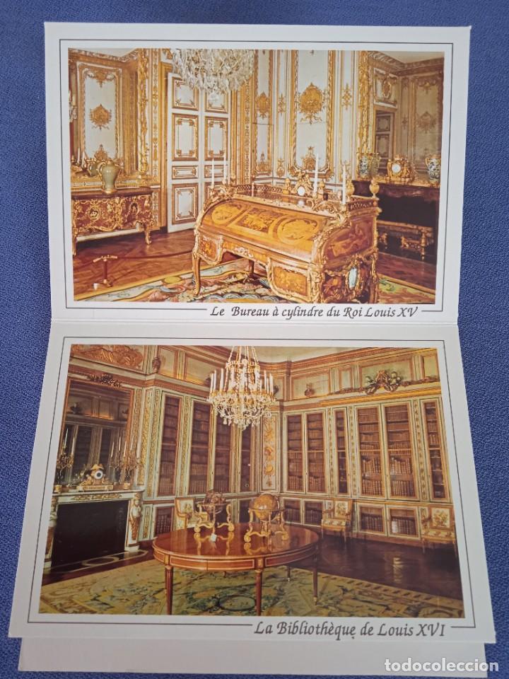 Postales: Grupo de postales. Versailles. - Foto 3 - 288870383