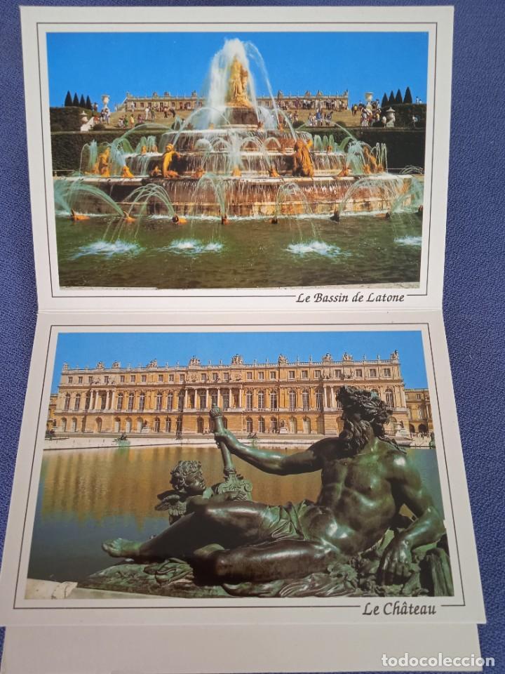 Postales: Grupo de postales. Versailles. - Foto 6 - 288870383