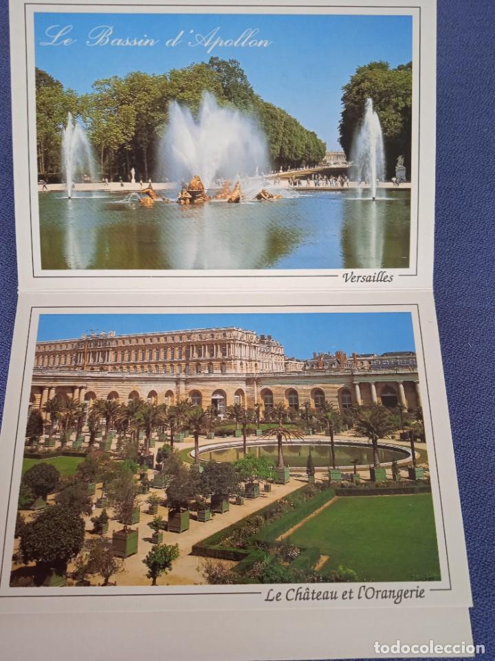Postales: Grupo de postales. Versailles. - Foto 7 - 288870383