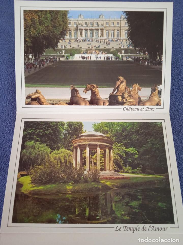 Postales: Grupo de postales. Versailles. - Foto 8 - 288870383