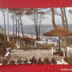 Postales: POSTAL CARTE POSTALE FRANCIA FRANCE HOULGATE LE JARDIN DE LA VILLA TITANIA ET LA PLAGE PLAYA BEACH... Lote 288874518
