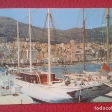 Postales: POSTAL CARTE POSTALE MONACO MONTE-CARLO COSTA AZUL CÔTE D´AZUR LE PORT EL PUERTO ET LA CONDAMINE..... Lote 288875293