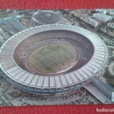 Postales: POST CARD POSTAL CAMPO STADIO ESTADIO STADIUM STADE FÚTBOL CALCIO FOOTBALL FUTEBOL BRASIL MARACANÁ... Lote 288888968