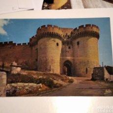 Postales: POSTAL VILLENUEVE LES AVIGNON CASTILLO. Lote 289022433