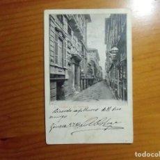 Postales: GENOVA(ITALIA) POSTAL CIRCULADA A YECLA 1905. EDIC. RITCHER Nº 24.. Lote 289348658