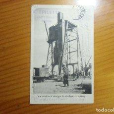 Postales: ANVERS(BELGICA)POSTAL CIRCULADA 1904 A MADRID.EDIC. D.V.D. 7609.. Lote 289349098