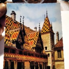 Postales: POSTAL HOSTEL-DIEU BEAUNE. Lote 289636763
