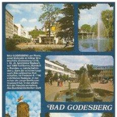 Postales: *** P786 - POSTAL - BONN - BAD GODESBERG. Lote 289637148