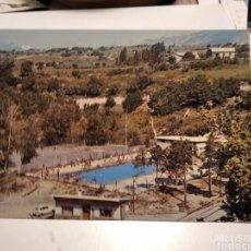 Postales: POSTAL LES HAUTES ALPES, GUILLESTRE, LA PISCINA. Lote 289642568