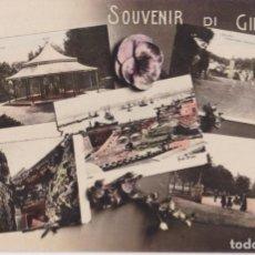 Postales: GIBRALTAR /GIBILTERRA - SOUVENIR DI GIBILTERRA - MADE IN ITALY - SIN CIRCULAR. Lote 289698658