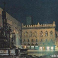 Postales: ITALIA, BOLOGNA / BOLONIA, FUENTE DE NEPTUNO - SAR 127 - S/C. Lote 289700428