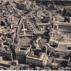 Postales: ROMA, MON. VITT.EMANUELE II – STAB.GRAFICO CESARE CAPELLO – S/C. Lote 289863943