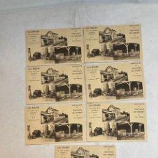 Postales: LOTE CARTAS POSTALES FRANCIA PRINCIPIO DE SIGLO 20. Lote 290143928