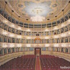 Postais: ITALIA, PESARO, TEATRO ROSSINI – LITO MARCHI&MARCHI 83 – S/C. Lote 293942258