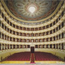 Postais: ITALIA, ROVERETO, TEATRO COMUNALE (R.ZANDONAI 1784) – ED.COMUNE DI ROVERETO – S/C. Lote 293942348