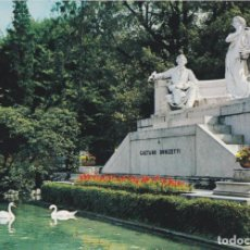 Postais: ITALIA, BERGAMO, MONUMENTO A G.DONIZETTI – ED.CITTADINI 37698 – S/C. Lote 293942393