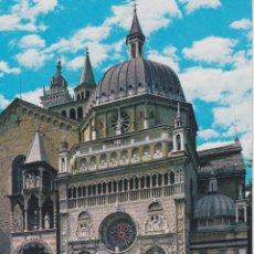 Postais: ITALIA, BERGAMO, S.MARIA MAGGIORE E CAPPELLA COLLEONI – CARMINATI – S/C. Lote 293942633