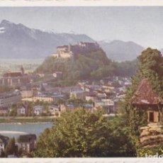 Postales: ALEMANIA, SALZBURG, VISTA GENERAL – J.HUTTEGGER 497 – S/C. Lote 295302033