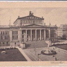 Postales: ALEMANIA, BERLIN, TEATRO - J.W.B. Nº53 – S/C. Lote 295302728
