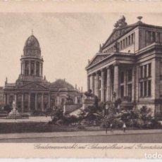 Postales: ALEMANIA, BERLIN, PLAZA DEL MERCADO - J.W.B. Nº61 – S/C. Lote 295304013