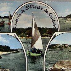 Postales: SAINT PIERRE DE QUIBERON, MESNY. SIN CIRCULAR.. Lote 295307933