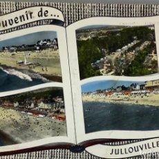 Postales: FRANCIA, JULLOUVILLE, MANCHE. ED. LAPIE, PHOTO VERITABLE.. Lote 295308863