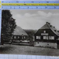 Postales: ANTIGUA POSTAL DE ALEMANIA. SCHNECKENGRUN GASTSTÄTTE REIBOLDSRUH. 1416. Lote 295366403