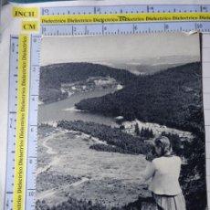 Postales: ANTIGUA POSTAL DE ALEMANIA. LÜTSCHE STAUSEE BEI OBERHOF. MUJER FOTÓGRAFA. 1434. Lote 295367738
