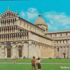 Postales: ITALIA, PISA, PIAZZA DUOMO – EDIZIONI COZZI 34 – S/C. Lote 295368133