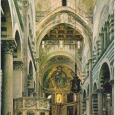 Postales: ITALIA, PISA, IL DUOMO – EDIZIONI COZZI 33 – S/C. Lote 295368478