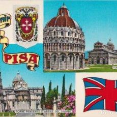 Postales: ITALIA, PISA, RECUERDO – EDIZIONI G.S. – S/C. Lote 295368623