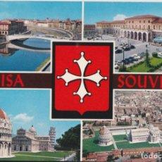 Postales: ITALIA, PISA, RECUERDO – EDIZIONI M.SCARLATTI – S/C. Lote 295368688