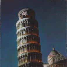Postales: ITALIA, PISA, LA TORRE E L'ABSIDE DEL DUOMO – EDIZIONI M.SCARLATTI – S/C. Lote 295368723