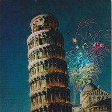 Postales: ITALIA, PISA, LA TORRE E L'ABSIDE DEL DUOMO – EDIZIONI M.SCARLATTI – S/C. Lote 295368838