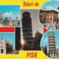 Postales: ITALIA, PISA, SALUTI – EDIZIONI A.CATARSI 23 – S/C. Lote 295368913