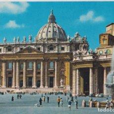 Postales: ITALIA, VATICANO, PIAZZA S.PIETRO – PLURIGRAF 228 – S/C. Lote 295369098