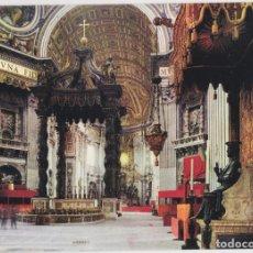 Postales: ITALIA, VATICANO, BASÍLICA S.PEDRO, LA CONFESIÓN – FOTOCOLOR 1260 – S/C. Lote 295369408