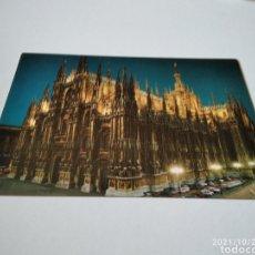 Postales: POSTAL CATEDRAL MILAN. Lote 295972033