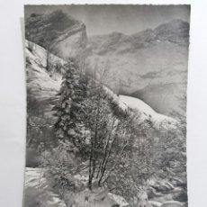 Postales: POSTAL PRALOGNAN-LA-VANOISE, CIRCULADA 1965. Lote 296719218