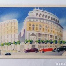 Postales: POSTAL HOTEL PALACE - AMBASSADEURS, ROMA. Lote 296721403