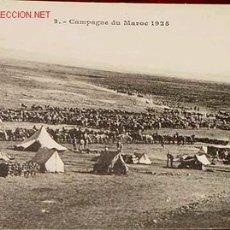 Postales: ANTIGUA POSTAL DE LA CAMPAÑA DE MARRUECOS 1925 - PROTECTORADO ESPAÑOL EN MARRUECOS. Lote 915668