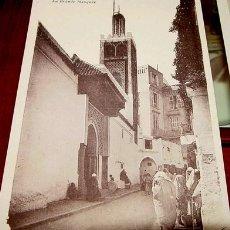 Postales: ANTIGUA POSTAL DE MARRUECOS - PROTECTORADO ESPAÑOL - TANGER. Lote 125719