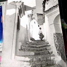 Postales: ANTIGUA FOTO POSTAL DE XAUEN - ZANIA BENI AISA. Lote 11515897