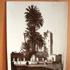 Postales: ALCAZARQUIVIR AÑOS 40-50. Lote 26436526